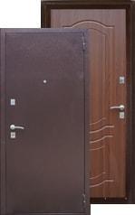 красногорские металлические двери