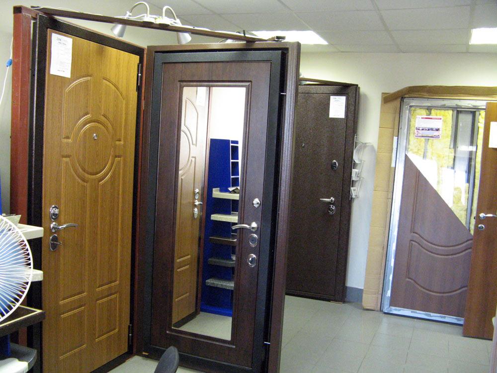 входная металлическая дверь химки